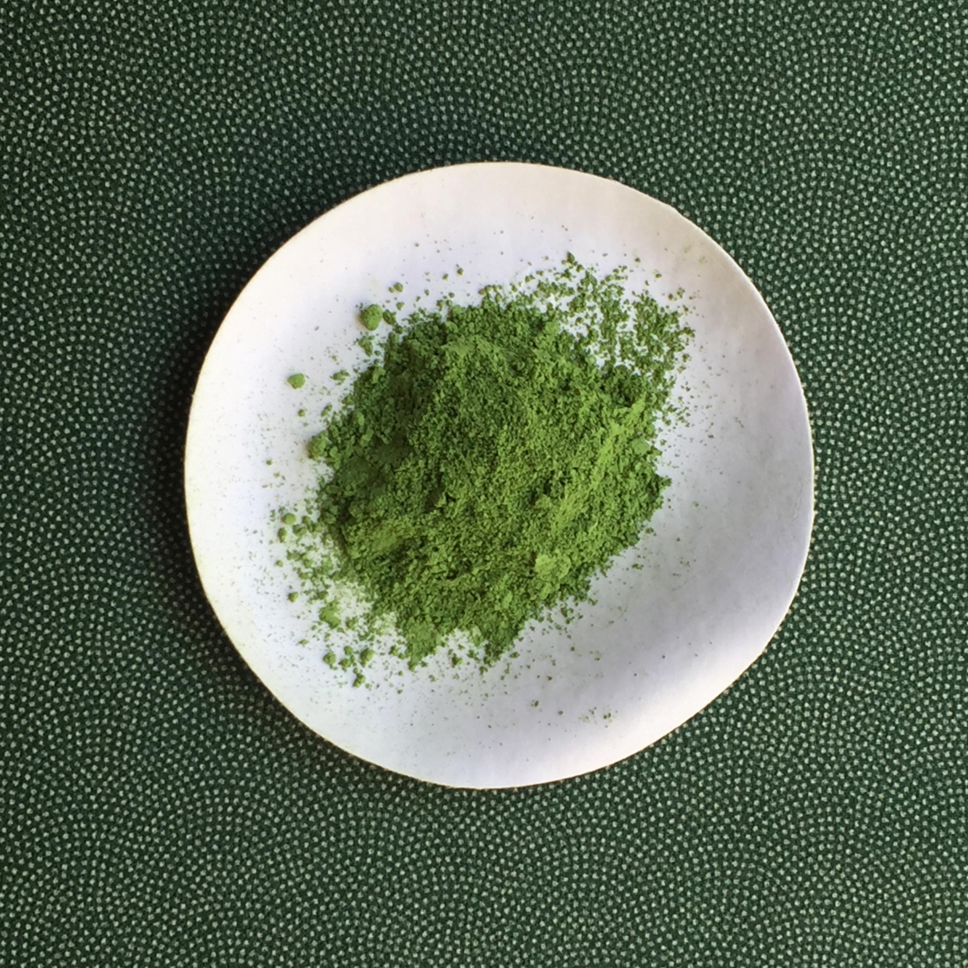 Matcha Bio de Chiran - matcha - thé vert japonais - Nihoncha Paris
