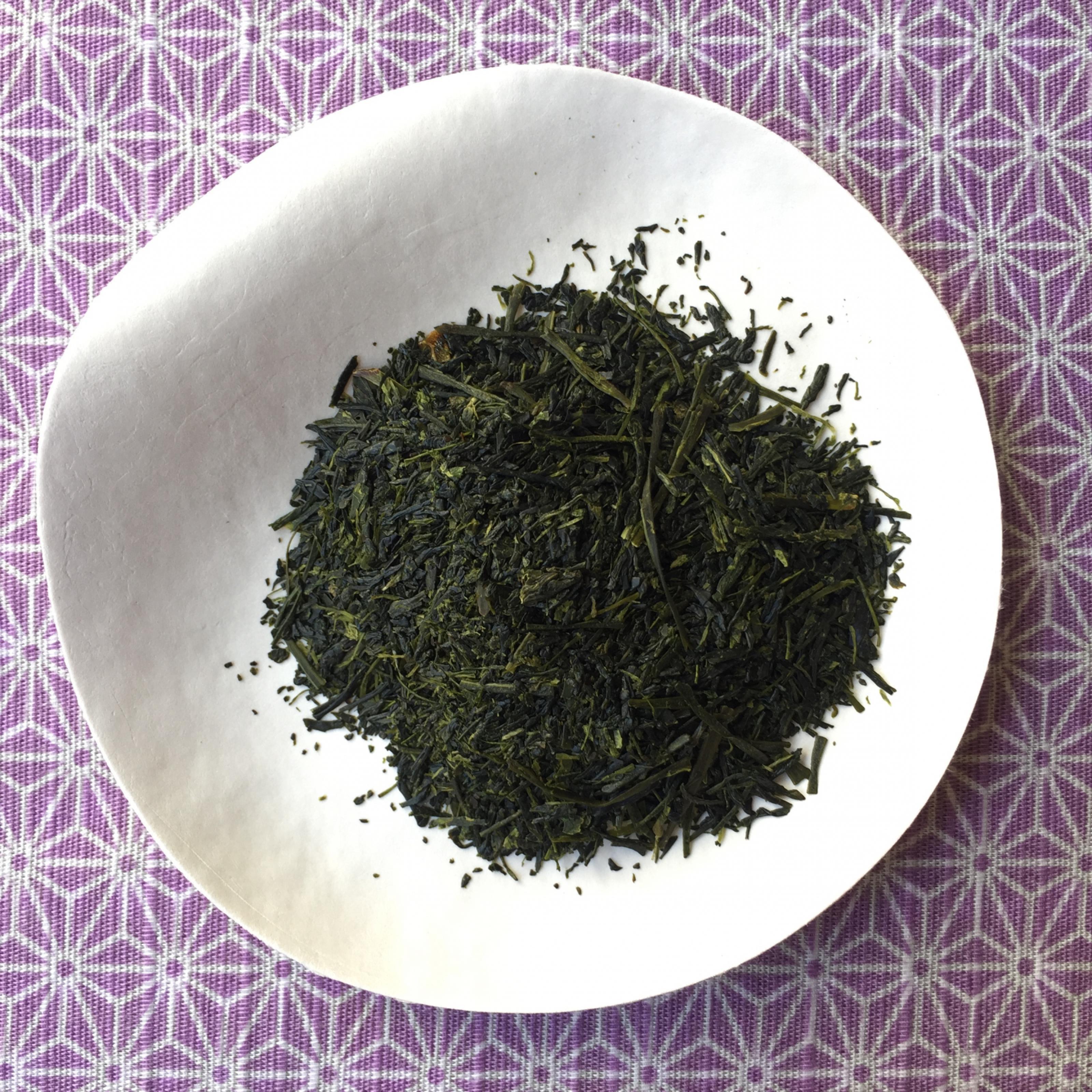 Fukamushicha Bio de Chiran - sencha - thé vert japonais - Nihoncha Paris