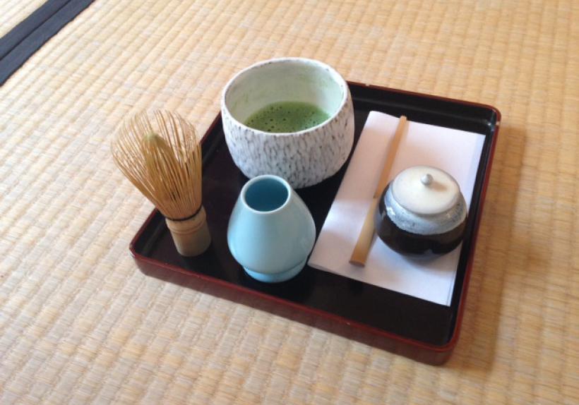 Accessoires pour thé vert japonais Matcha : Chawan, Chasen