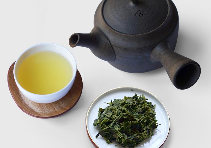 Accessoires du thé verts japonais - Sencha et Kyusu