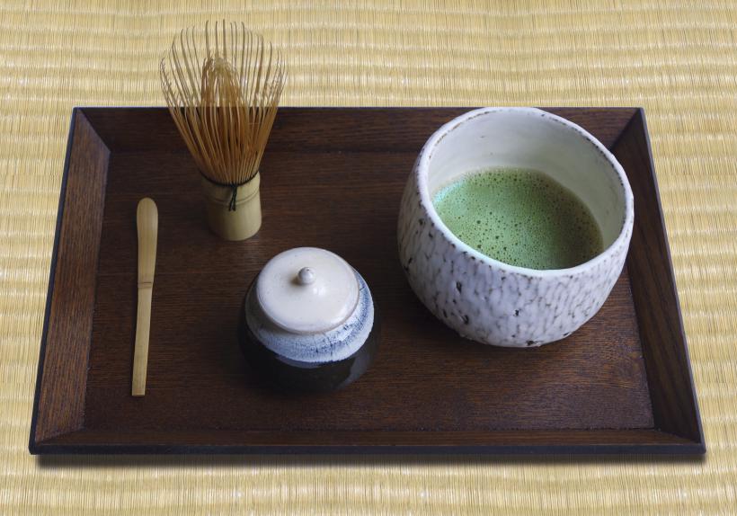 Préparation d'un thé Matcha - Atelier de dégustation de thé vert japonais