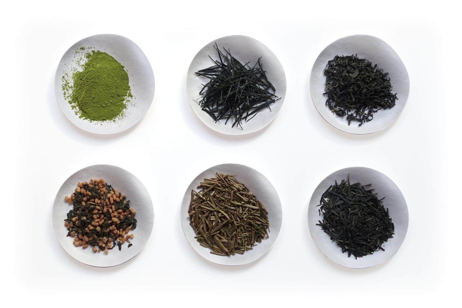 Thés verts japonais Gyokuro, Sencha, Matcha, Hojicha, Bancha, Genmaicha...